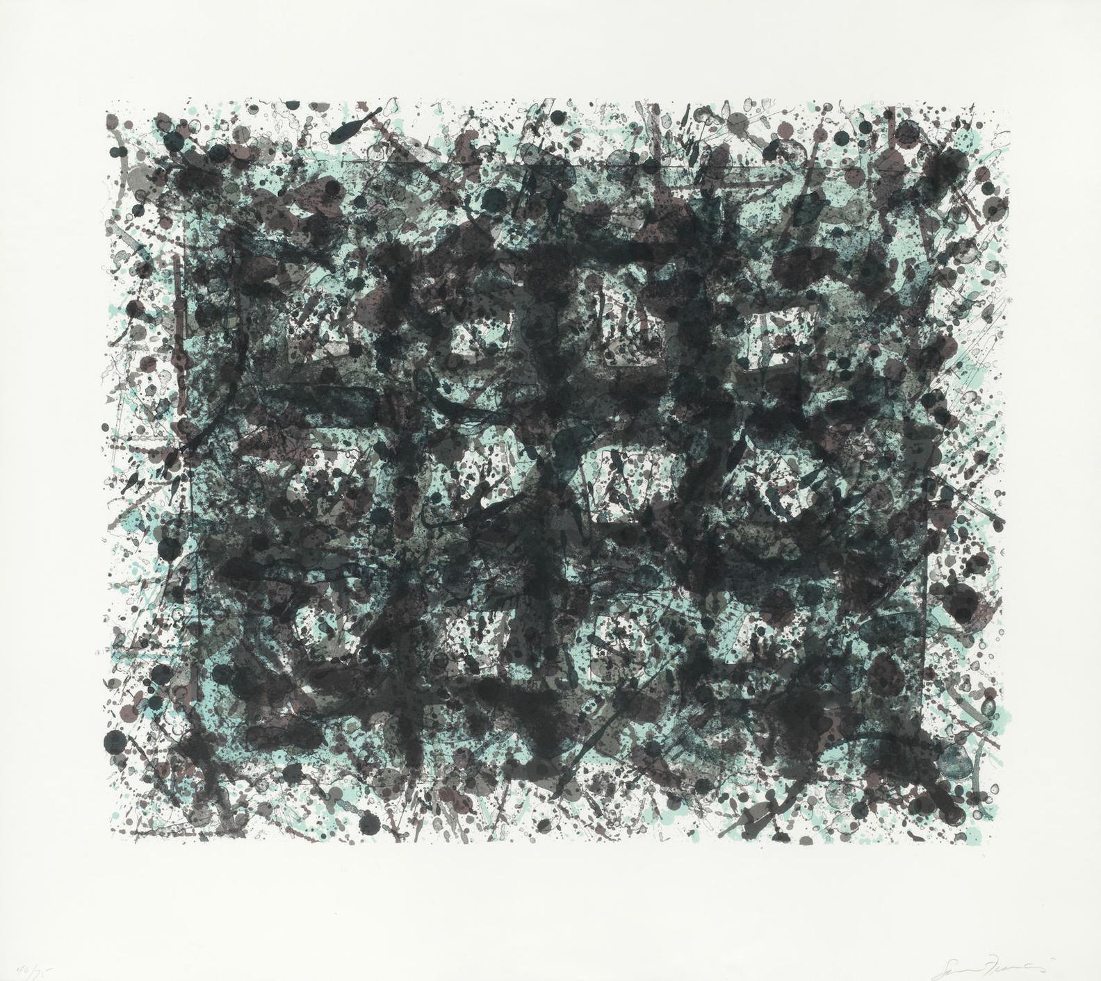 Sam Francis-Untitled (Lembark L 234)-1979