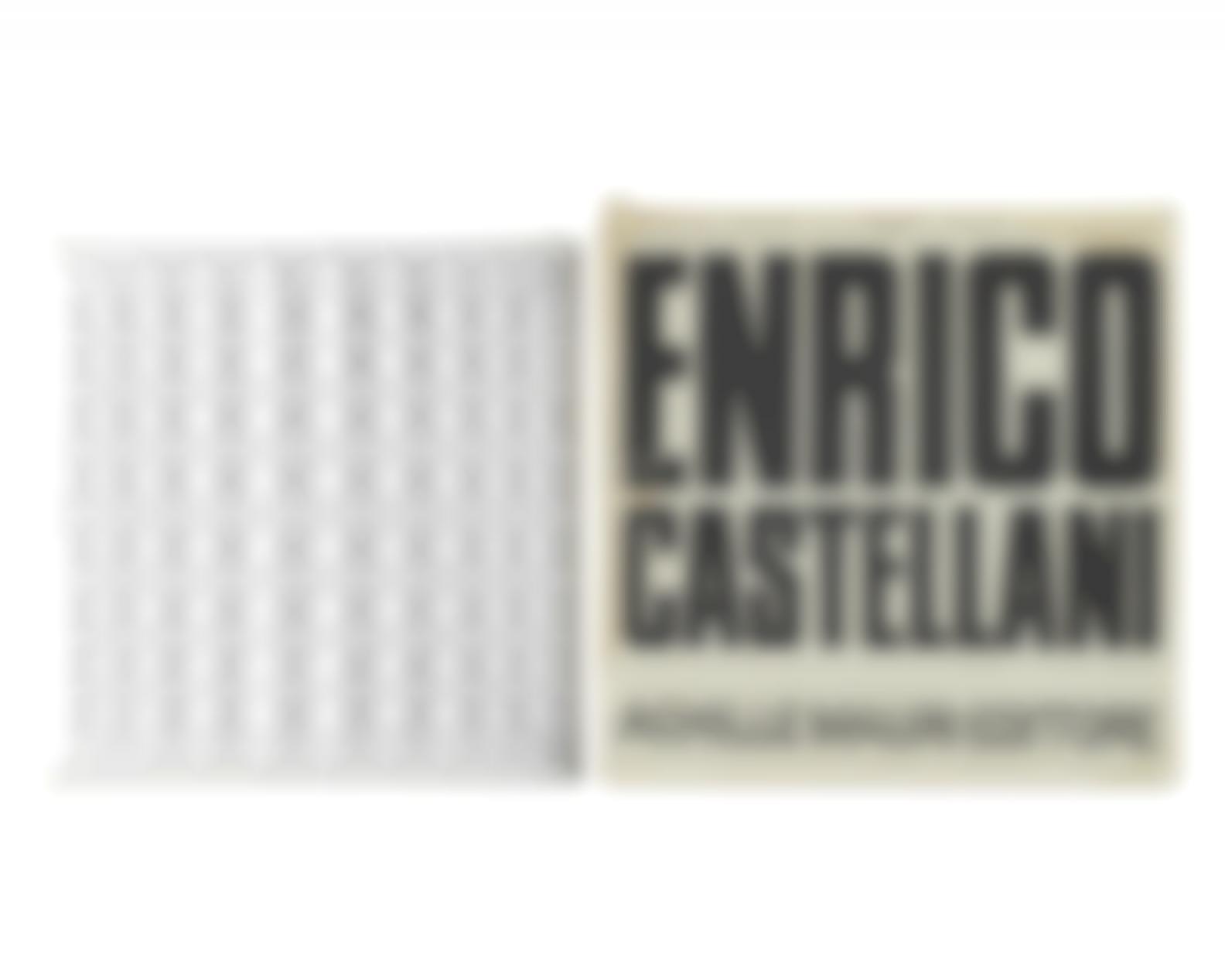 Enrico Castellani-Estroflessione-1968