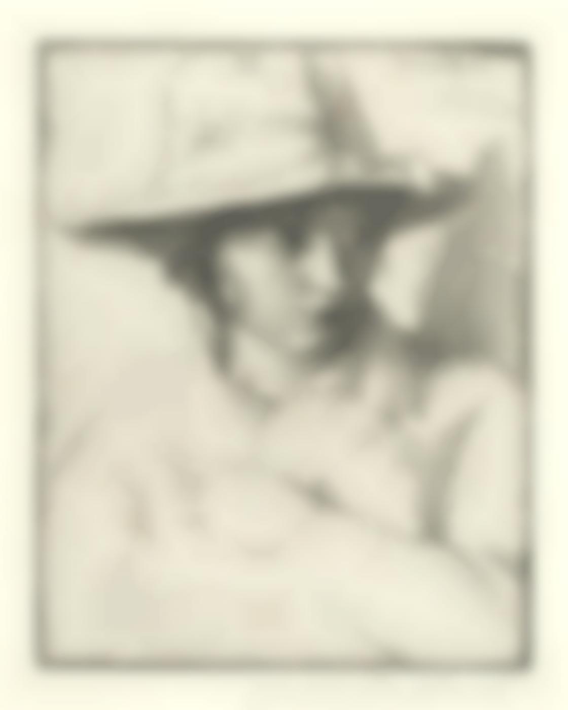 Gerald Leslie Brockhurst R.P. R.E. - A Group Of Etchings: Yolande (Mrs. Rushbury), Fabian, Viba (Mrs. Bobby Hazleton Ross), Amberly Boy No.2(Fletcher 12; 23; 62; 63)-1929