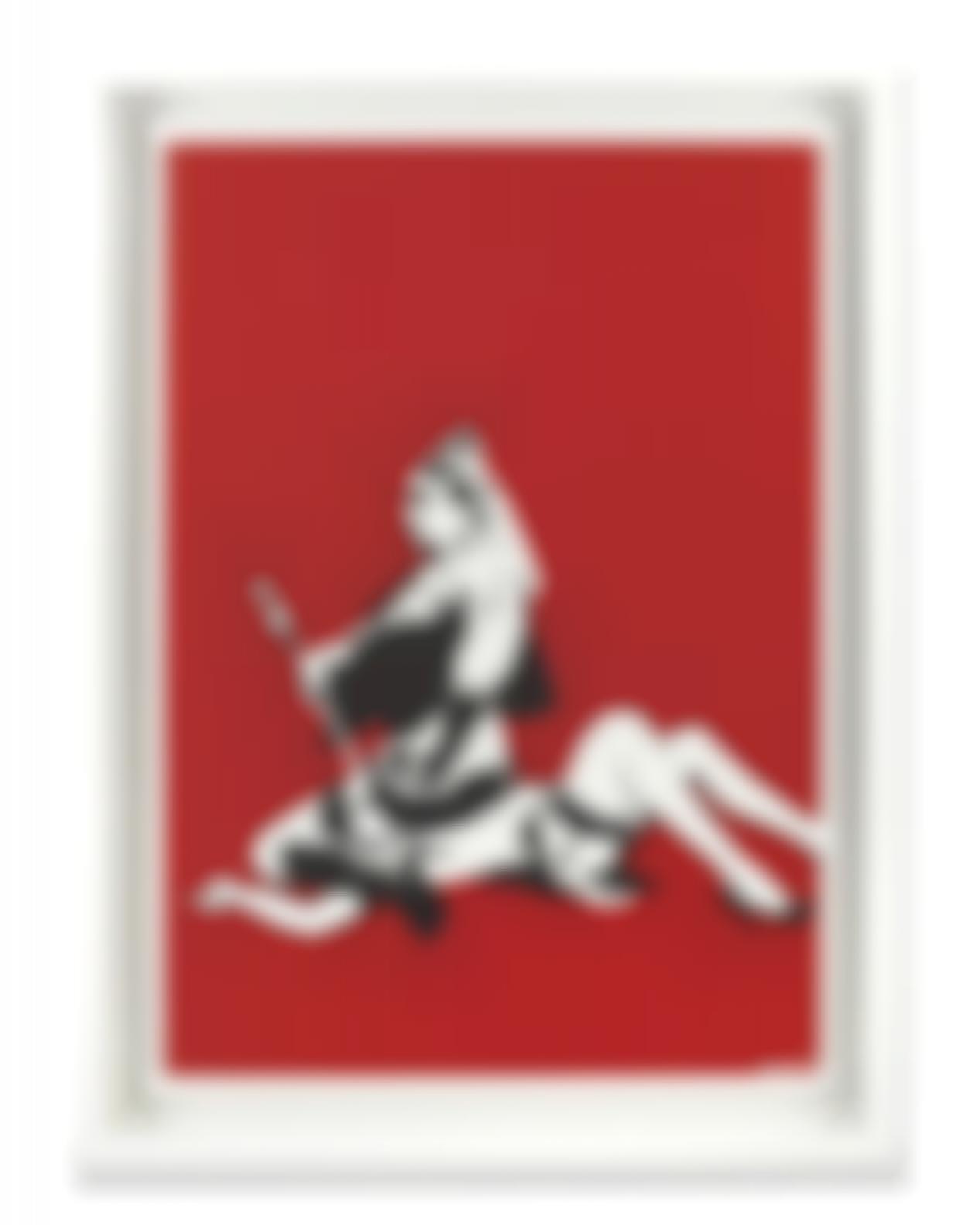 Banksy-Queen Vic-2003