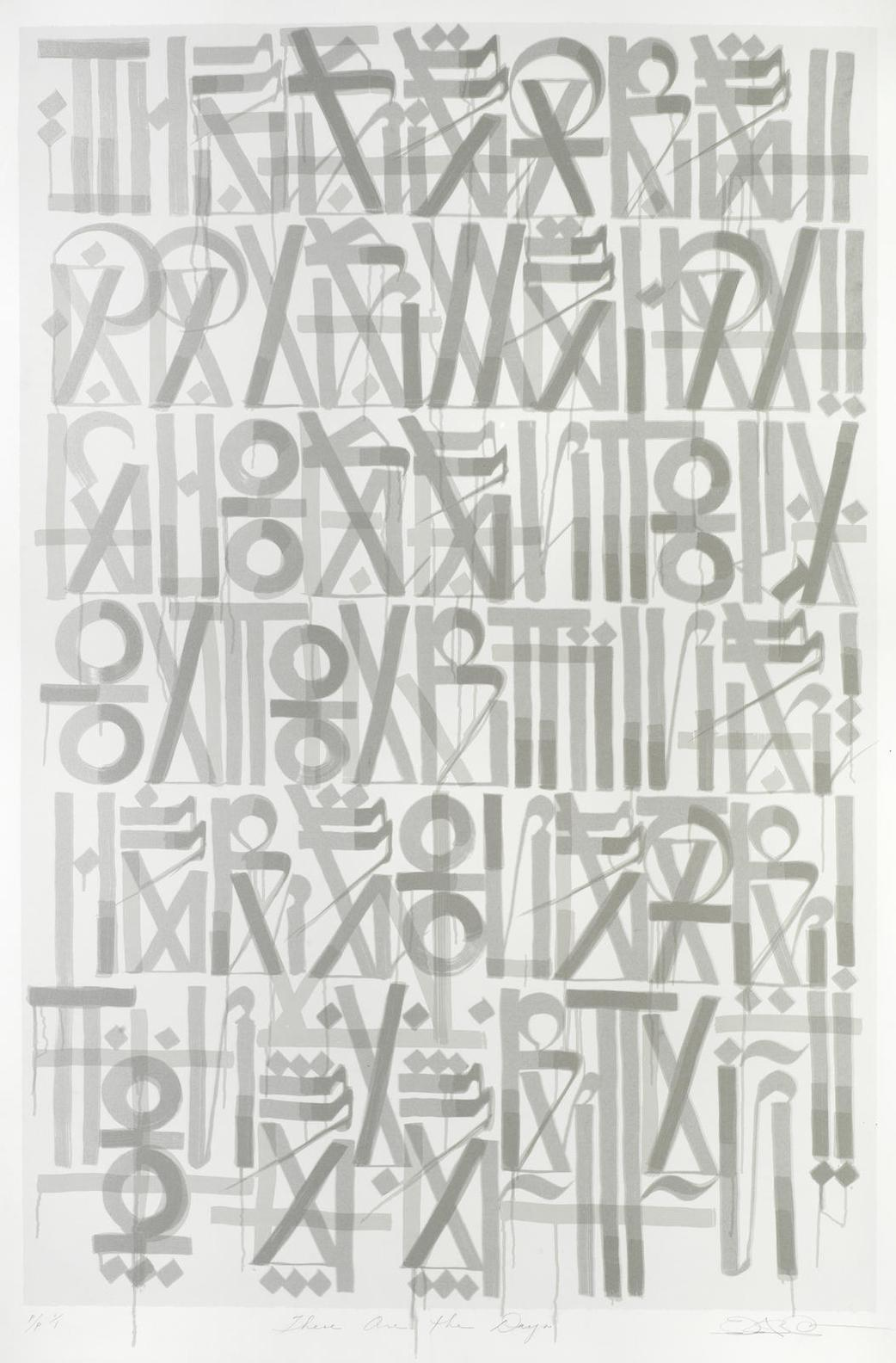 Retna-These Are The Days-2011
