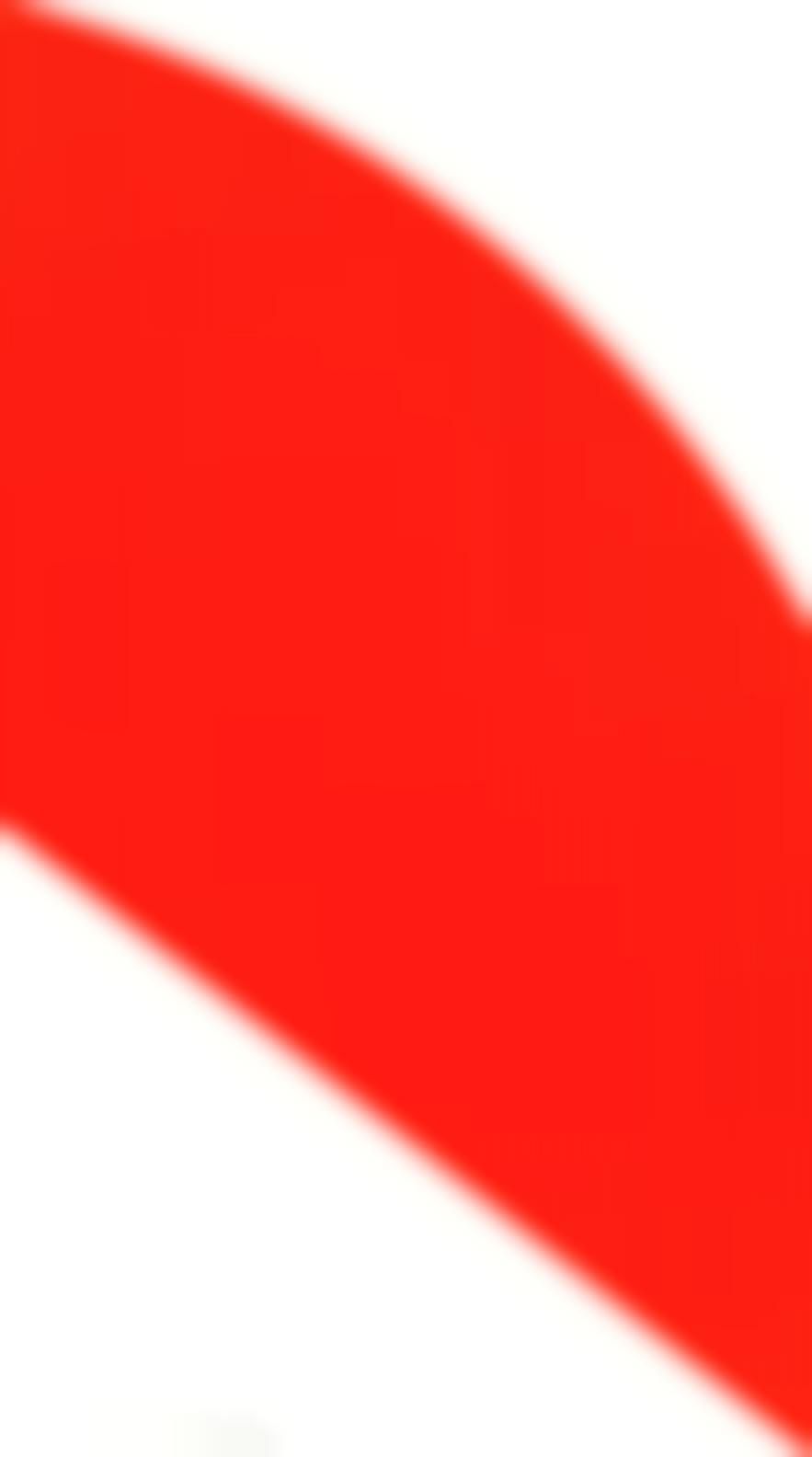 Ellsworth Kelly-Red Curve-2006