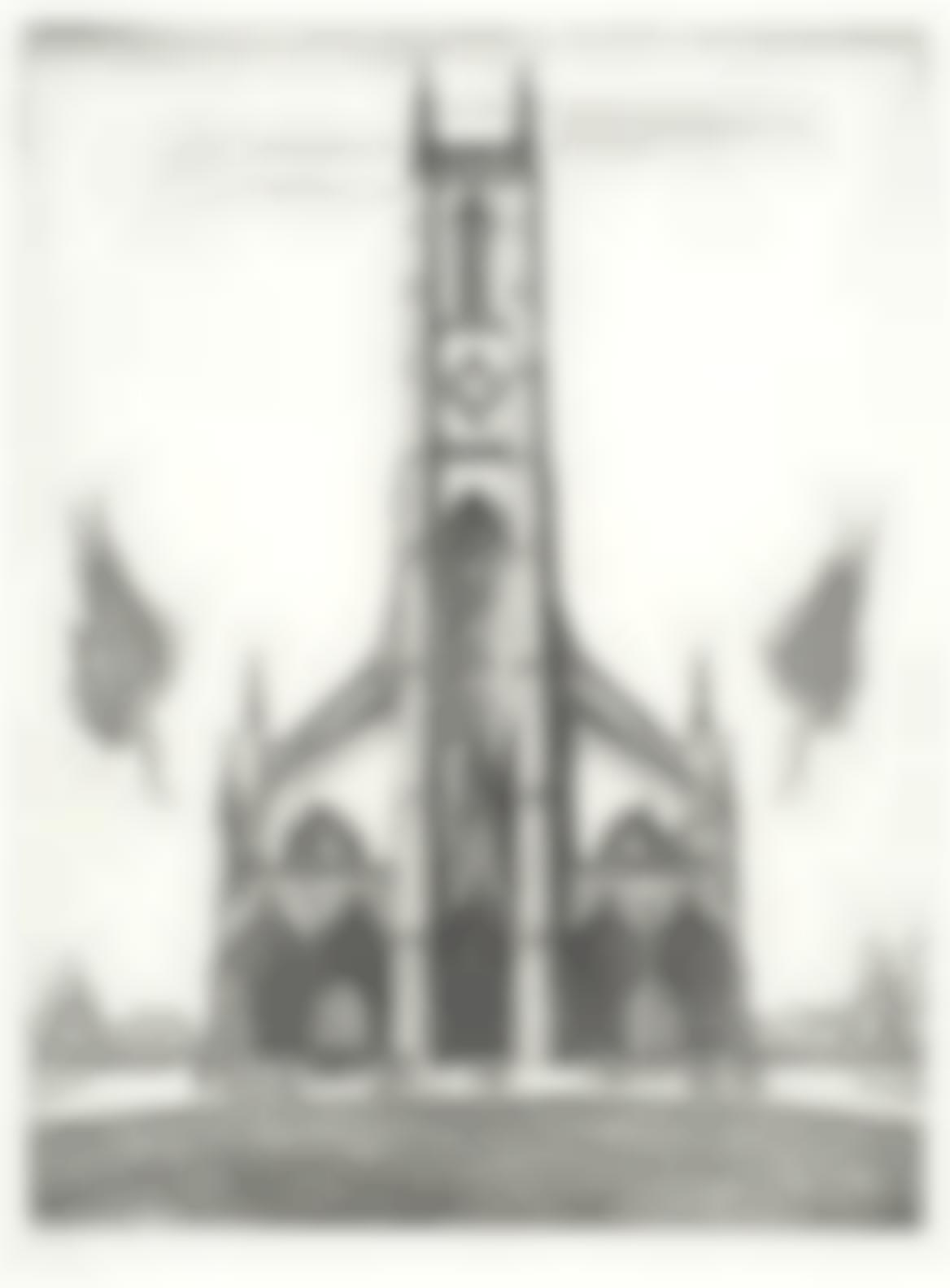 Bernard Leach-A Set Of Forty-Eight Etchings-1924