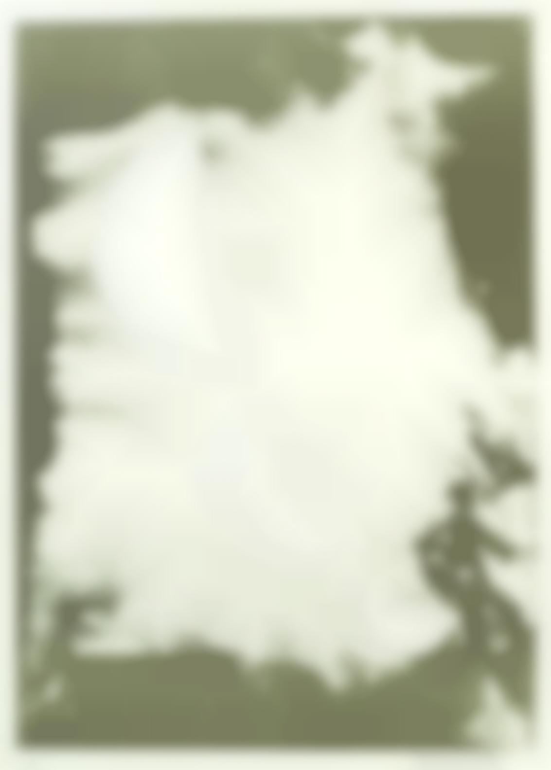 Barbara Hepworth-Desert Forms, From Aegean Suite-1971
