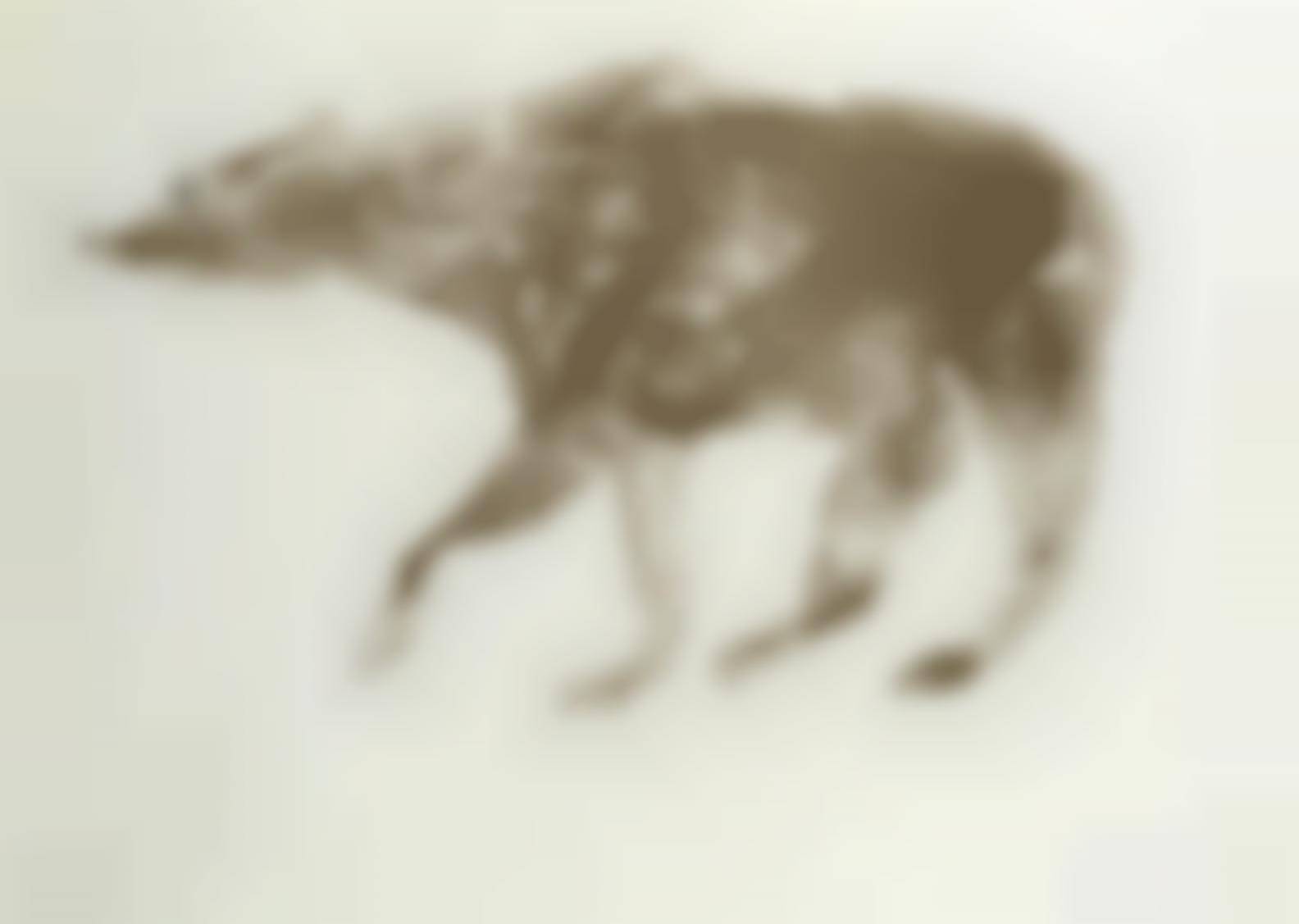 Elisabeth Frink-Bear, From Eight Animal Series (Wiseman 36)-1970