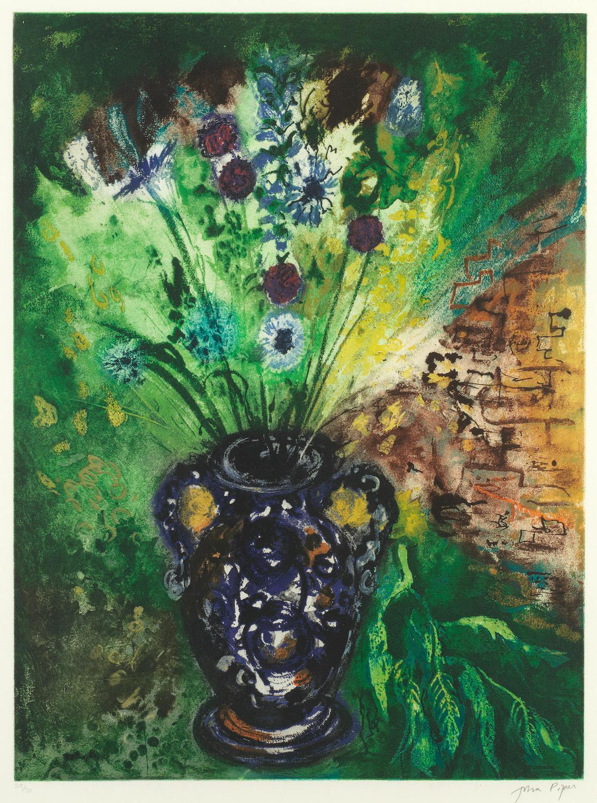 John Piper-Wild Bunch (Levinson 400)-1987