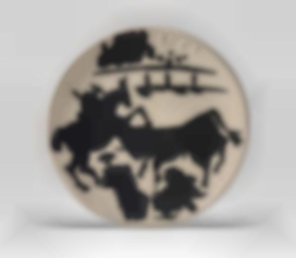 Pablo Picasso-Picador (Bullfighter)-1952