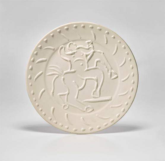 Pablo Picasso-Centaure (Centaur)-1956