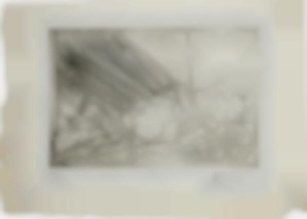 Pablo Picasso-Femme Nue Endormie Ou Morte (Danae?) (Nude Woman Sleeping Or Dead [Danae?])-1934
