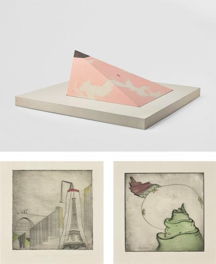 Stefan Wewerka - Wewerka Paris; And Die Sieben Weltwunder-1972
