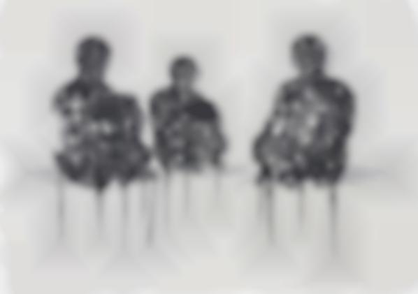 Jaume Plensa-Les Trois Graces (The Three Graces)-2012