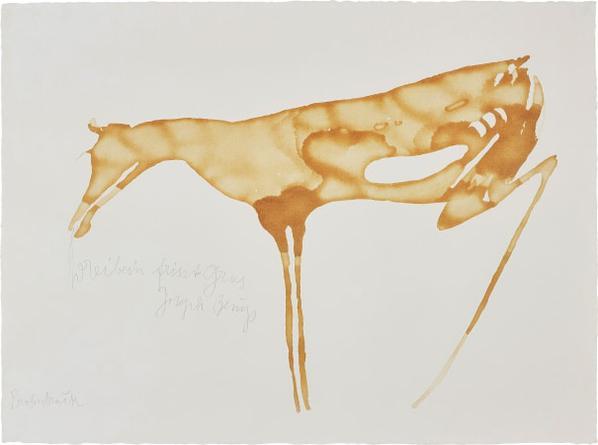 Joseph Beuys-Hind-1979