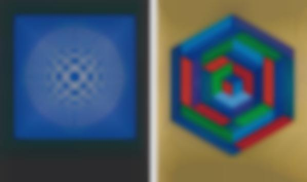 Victor Vasarely-Reponses A Vasarely (Responses To Vasarely)-1974