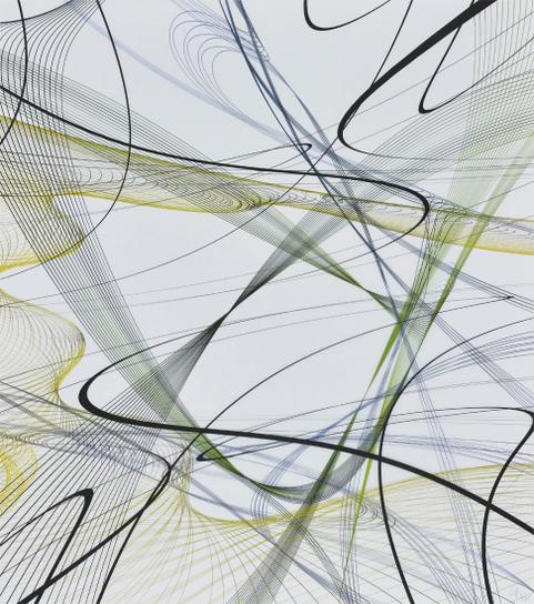 Thomas Ruff-Zycles: One Plate-2009