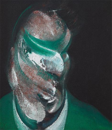 Francis Bacon-After Francis Bacon - Study For Head Of Lucian Freud-2015