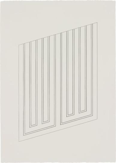 Donald Judd-Untitled: One Plate-1988