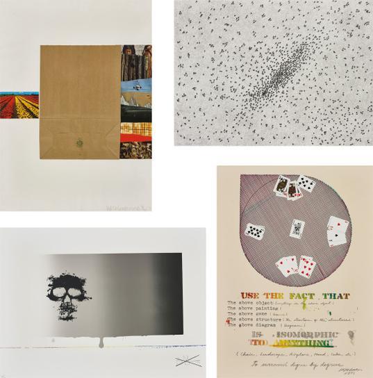 Various Artists - Reality & Paradoxes Portfolio: Six Plates-1973