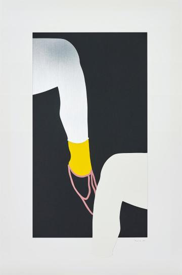 Gary Hume-The Sister Troop: One Plate-2009