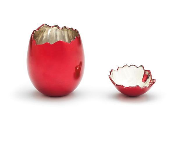 Jeff Koons-Cracked Egg-2008