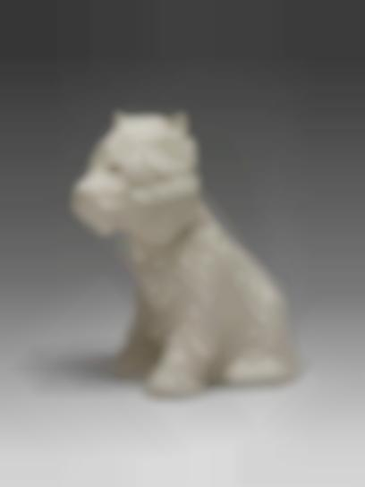 Jeff Koons-Puppy Vase-1998