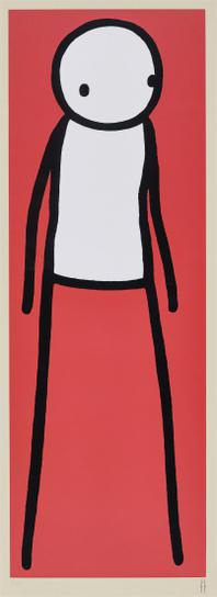 Stik-Walk (Red)-2012