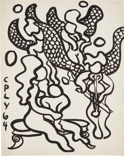 William Copley-Untitled-1964