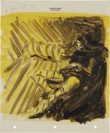 Eric Fischl-Untitled-1983