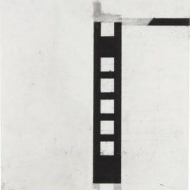 Joel Shapiro-Untitled-1977