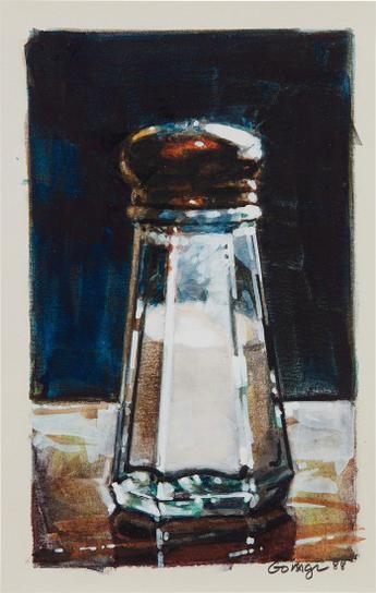 Ralph Goings-Salt Shaker-1988