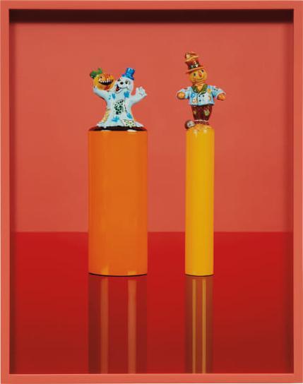 Elad Lassry-Ghost, Scarecrow-2011