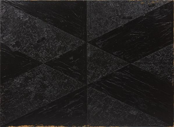 Mark Hagen-To Be Titled (Additive Painting #29)-2011