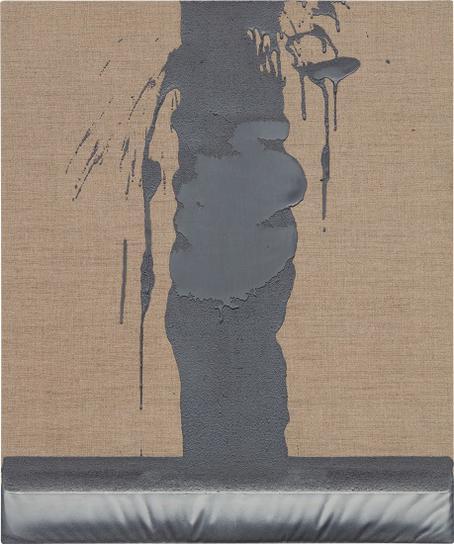 Analia Saban-Decant (Black And White Pigments) #2-2011