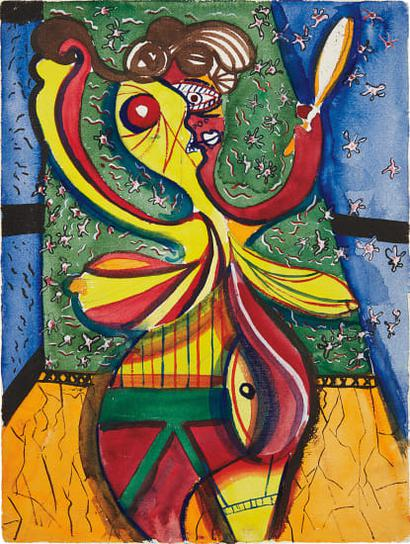 William Baziotes-Untitled-1936
