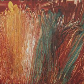 Louis Eisner-Congo Rothko I-2015