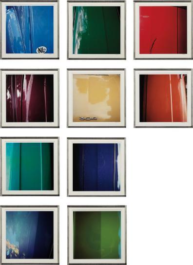 Jan Dibbets-Colour Studies-1976
