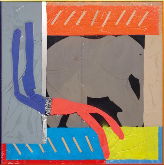 Alex Da Corte-Elephant Bends-2013