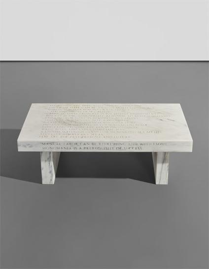 Jenny Holzer-Truisms: All Things Are Delicately Interconnected...-1987