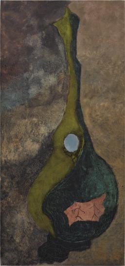 Theodoros Stamos-Granite Shore-1946