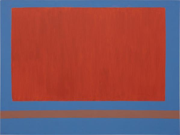 Theodoros Stamos-Classic Yellow Sun-Box-1968
