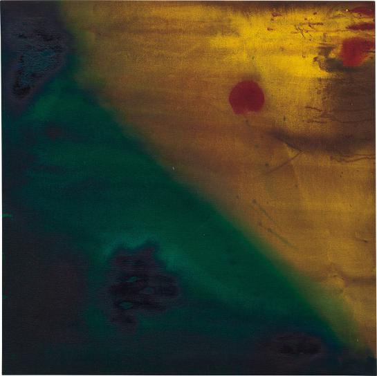 Sam Gilliam-So They Can-1966
