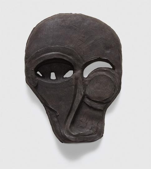 Thomas Houseago-Oxford Mask-2010