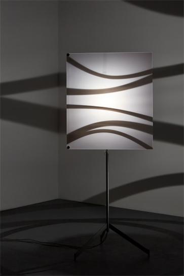 Olafur Eliasson-Shadow Lamp-2005