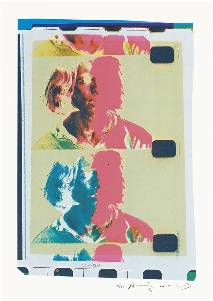 Andy Warhol-Eric Emerson (Chelsea Girls)-1982
