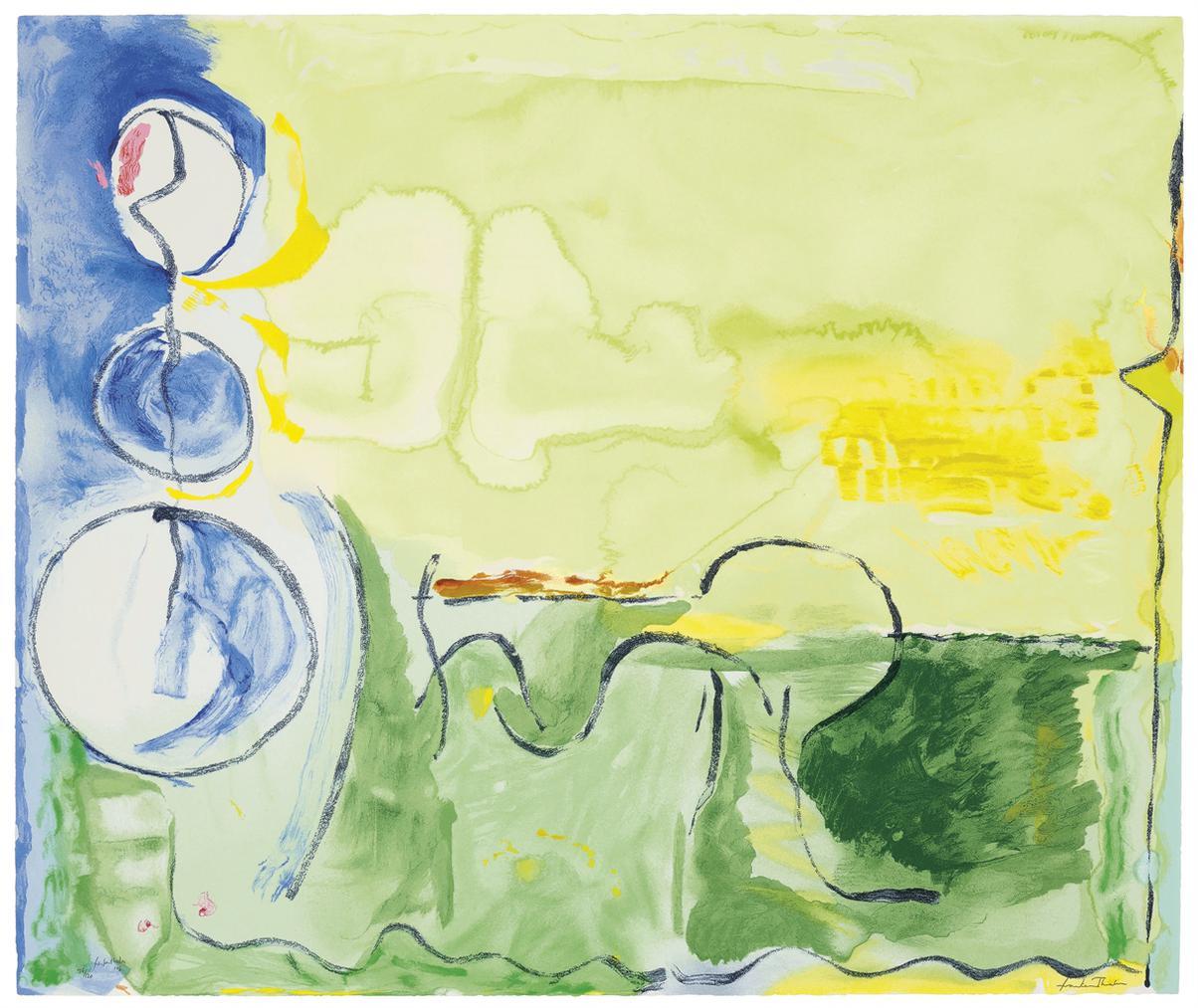 Helen Frankenthaler-Flotilla-2006