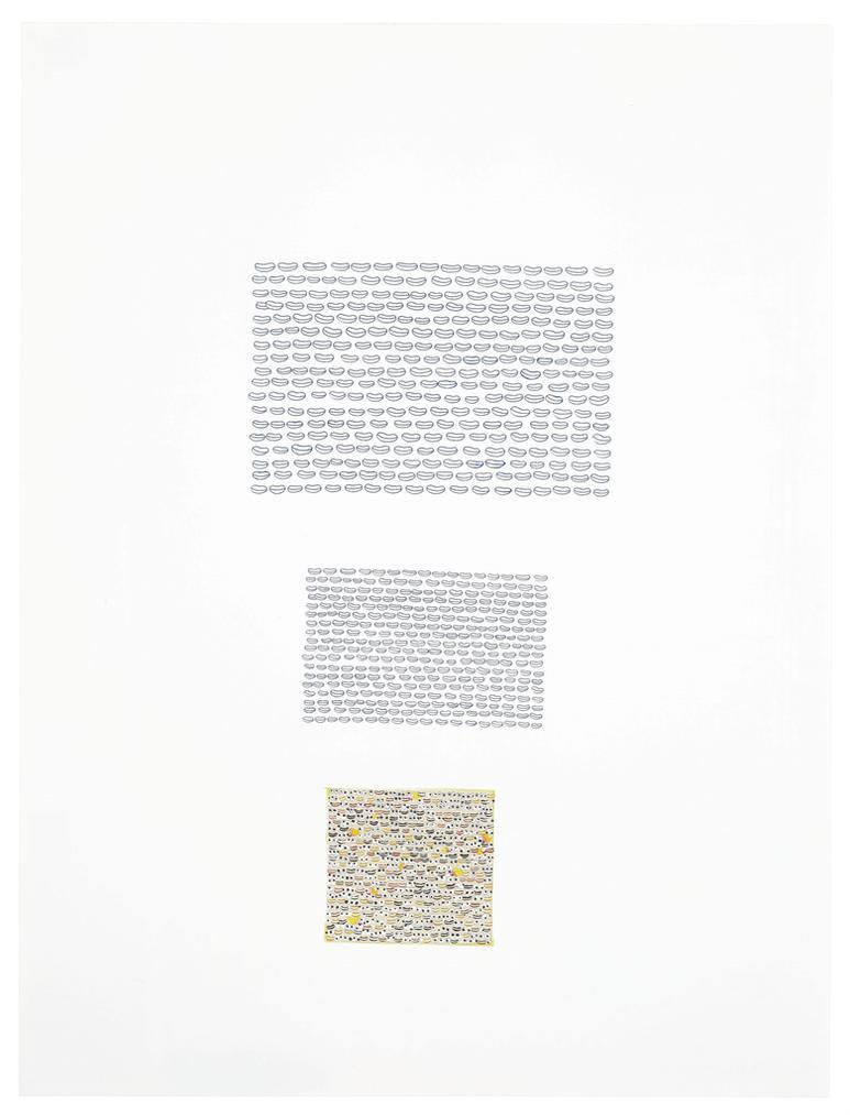 Ellen Gallagher-Untitled-1997