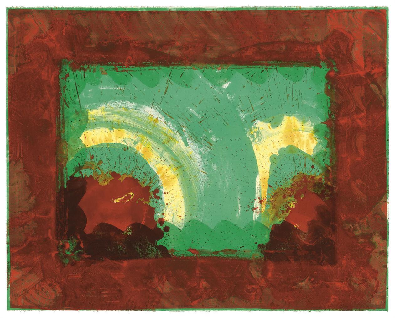 Howard Hodgkin-Monsoon-1987