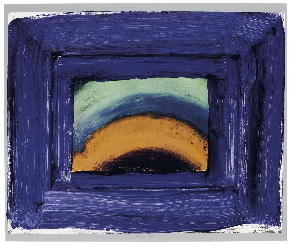 Howard Hodgkin-Venetian Glass-1989