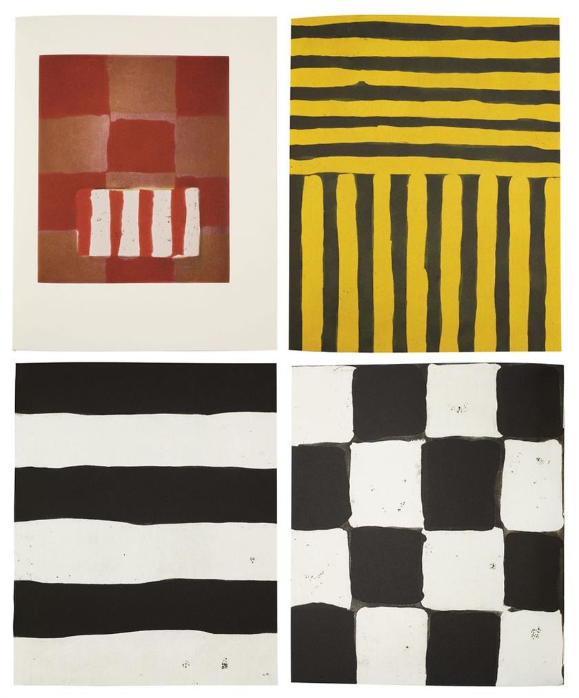 Sean Scully-Joseph Conrad, Heart Of Darkness, The Limited Editions Club, New York, 1992-1992