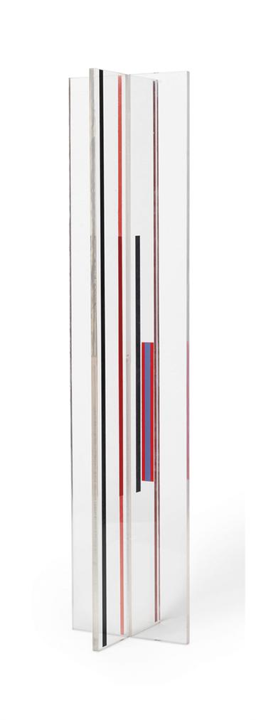 Ilya Bolotowsky-Untitled (Column)-1970