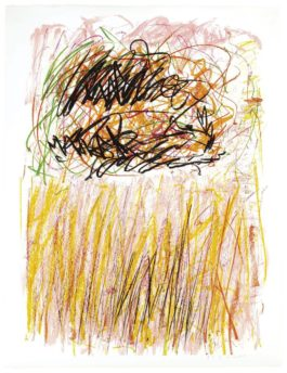 Joan Mitchell-Flower I-1981